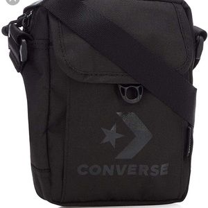 "FREE w purchase! Converse ""Poly Cross Body Bag"""